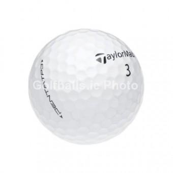 25 TaylorMade Penta TP3 Pearl/A Grade Golf Balls