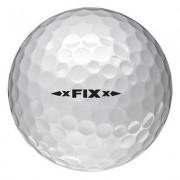 50 Bridgestone xFIXx Golf Balls - Pearl/A Grade