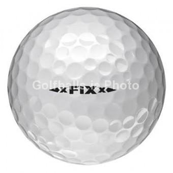 25 Bridgestone xFIXx Golf Balls - Pearl/A Grade