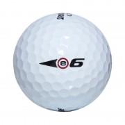 25 Bridgestone e6 Golf Balls - Pearl/A Grade