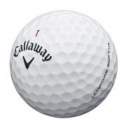 100 Callaway Chrome Soft Golf Balls - Pearl/A Grade