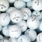 100 Callaway HX Tour/56 Pearl/A Grade Golf Balls - FREE SHIPPING