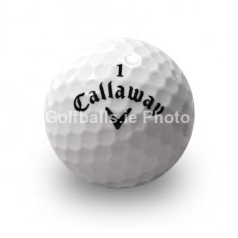 100 Callaway HEX Black Tour Pearl/A Grade Golf Balls