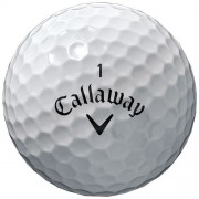 25 Callaway Warbird Golf Balls - Pearl/A Grade