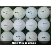 100 Nike Mix B Grade Golf Balls