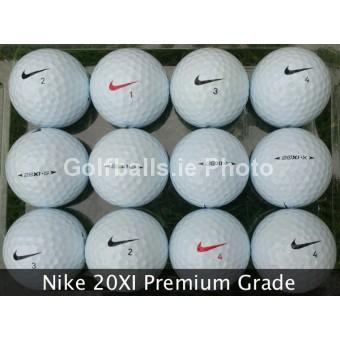 25 Nike 20XI Golf Balls - Pearl/A Grade