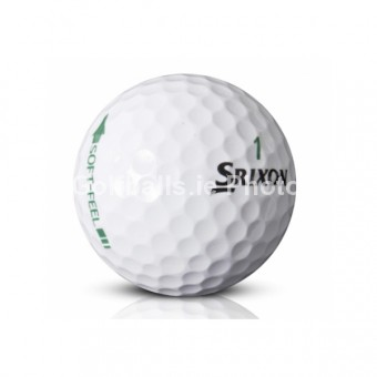 25 Srixon Soft Feel Pearl/A Grade Golf Balls