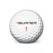 100 TaylorMade Burner Mix Pearl/A Grade Golf Balls