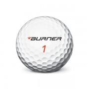 100 TaylorMade Burner Mix Pearl/A Grade Golf Balls