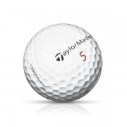 25 TaylorMade Tour Preferred Mix Pearl/A Grade Golf Balls