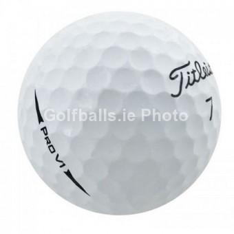 25 Titleist Pro V1 2018 - Pearl/A Grade Golf Balls