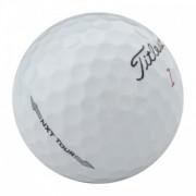 50 Titleist NXT Tour - Pearl/A Grade Golf Balls