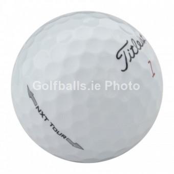 25 Titleist NXT Tour - Pearl/A Grade Golf Balls