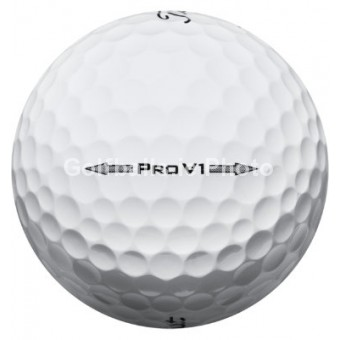 100 Titleist Pro V1 2014 Model - Pearl / Grade A