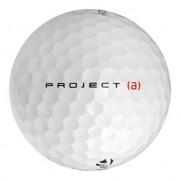 50 TaylorMade Project (a) Pearl/A Grade Golf Balls