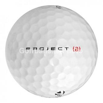 100 TaylorMade Project (a) Pearl/A Grade Golf Balls