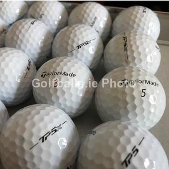 25 TaylorMade TP5 Pearl/A Grade Golf Balls