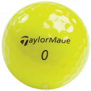 100 TaylorMade Yellow Mix Pearl/A Grade Golf Balls
