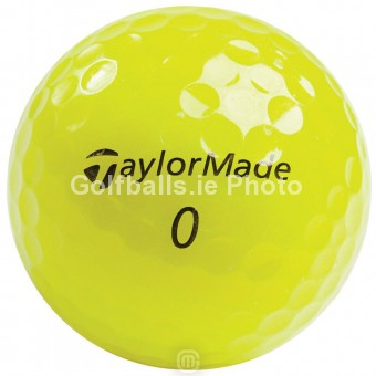25 TaylorMade Yellow Mix Pearl/A Grade Golf Balls