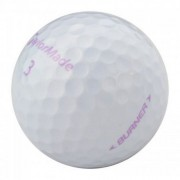 25 TaylorMade Burner Lady Pearl/A Grade Golf Balls