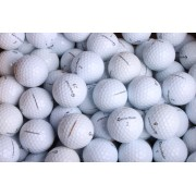 100 TaylorMade Tour Preferred Pearl/A Grade Golf Balls - FREE SHIPPING