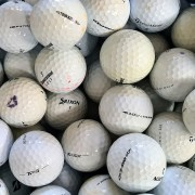 100 Tour Mix Golf Balls - B Grade