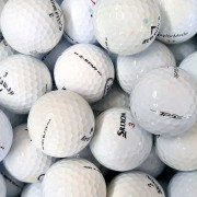 100 Tour Mix Golf Balls - Pearl/A Grade
