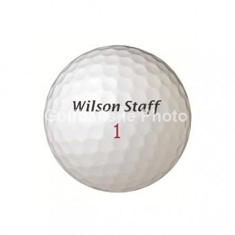 24 Wilson Staff DUO Pearl/A Grade Golf Balls